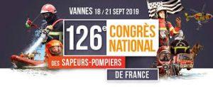 Congrès des sapeurs-pompiers Vannes 2019